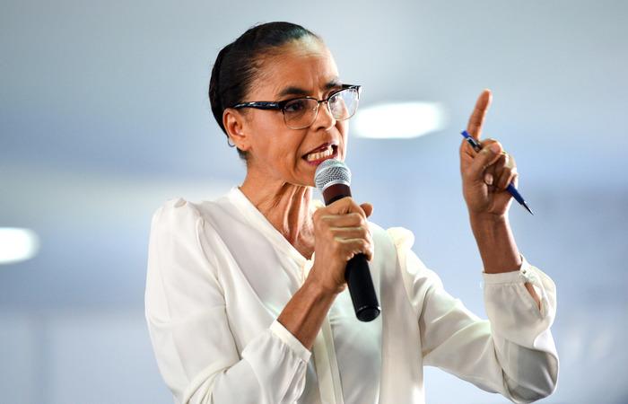 Marina também defendeu a abertura de espaço comercial internacional para o escoamento de produtos brasileiros. Foto: Agência Brasil (Foto: Agência Brasil)