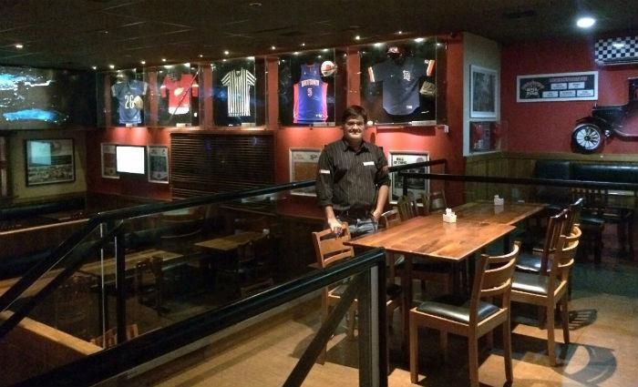 Fábio Marques Júnior afirma que a Detroit Steakhouse em Pernambuco pretende abrir 25 unidades até 2030. Detroit Steakhouse/Divulgação