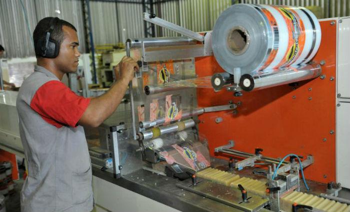 Processo é usado na produção do sabão em barra Bem-Te-Vi. Foto: Mundo Limpo/Divulgação