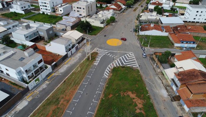 Em pesquisa, Curvelo (MG) aparece entre as 10 melhores cidades em soluções de mobilidade urbana. Foto: Divulgação/Prefeitura de Curvelo