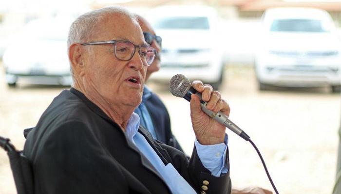 O politico morreu ás 23h, desta sexta-feira (24). Foto: Cortesia