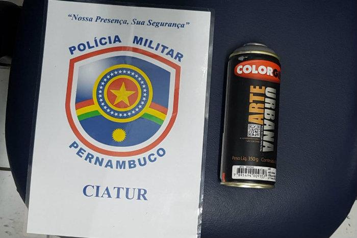 Eles foram encaminhados para a Central de Plantões da Capital. Foto: Polícia Militar/Divulgação