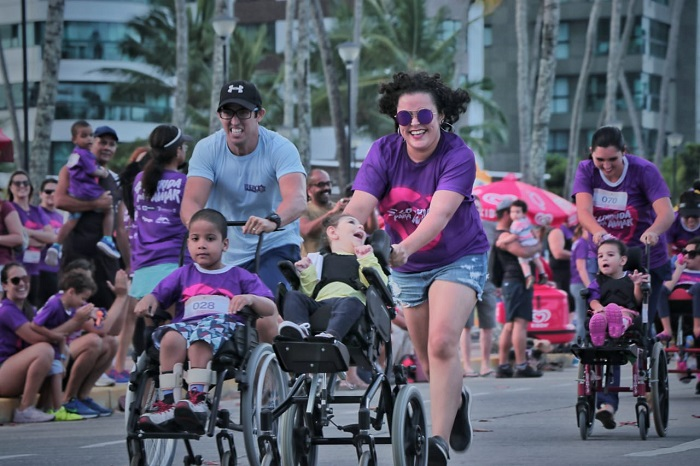 Corrida já integra o hall de eventos esportivos do Recife. Foto: AMAR/Divulgação
