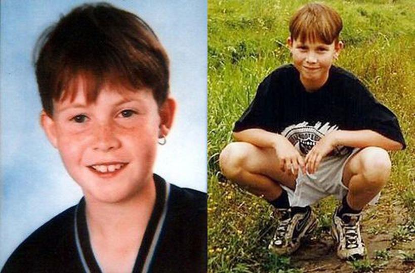 Nicky Verstappen, de 11 anos, desapareceu na madrugada de 10 de agosto de 1998, em um acampamento de verão na província de Limbourg, ao sul da Holanda. Foto: ANP / AFP