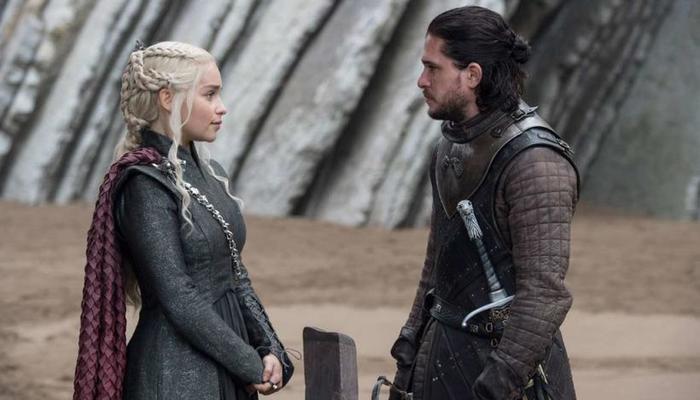 Trama de Daenerys Targaryen e Jon Snow se encerrará em 2019. Foto: Divulgação/HBO
