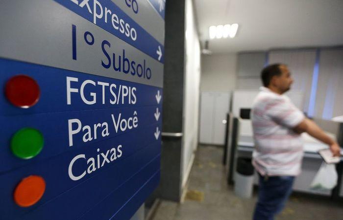 Segundo informou hoje o Ministério do Trabalho, os fiscais emitiram 9,4 mil notificações de dívidas de FGTS e CS. Foto: Marcelo Camargo/Agência Brasil