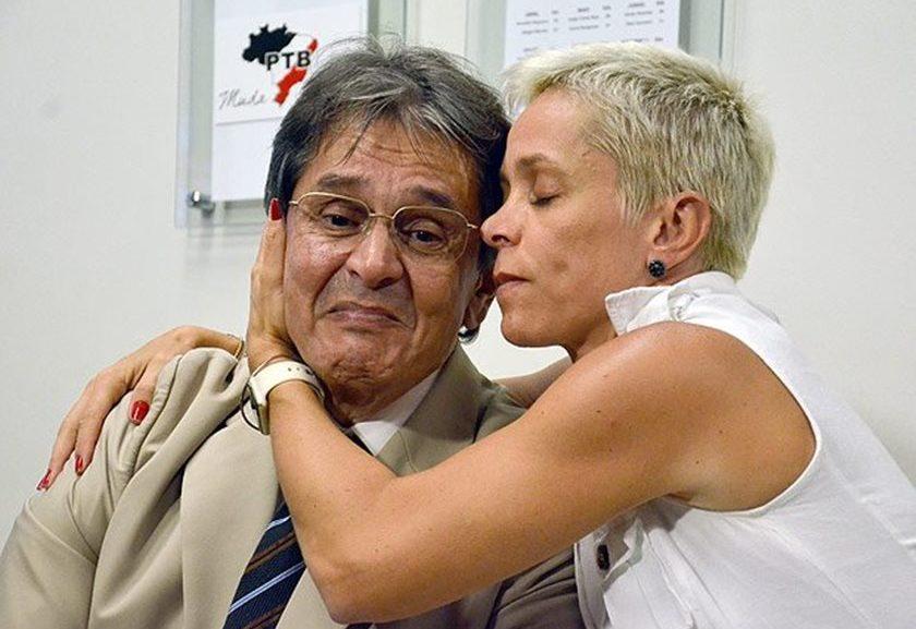 Em nota, a defesa de Cristiane Brasil afirmou que as acusações à deputada foram feitas sem provas e com objetivo de %u201Ccriar um fato contra políticos%u201D. Foto: PTB/Arquivo