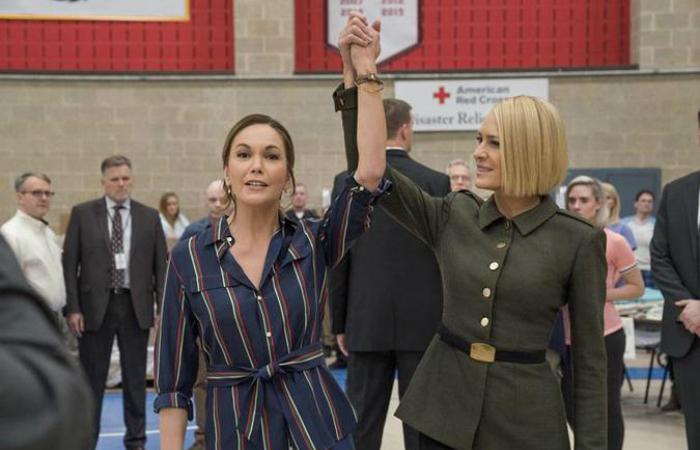 As duas atrizes prometem bombar na temporada de premiação. Foto: Netflix/Divulgação