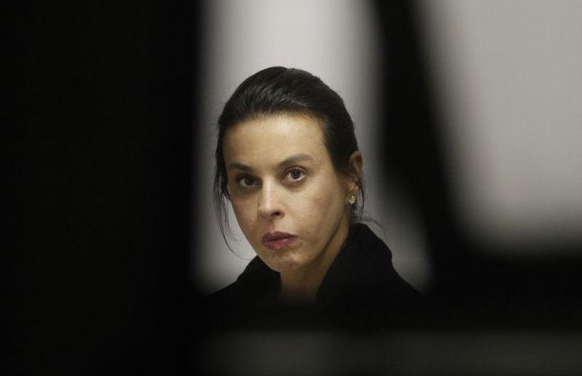 Adriana foi presa em novembro de 2016. Foto: Alexandre Brum/Agência O Dia/Estadão Conteudo