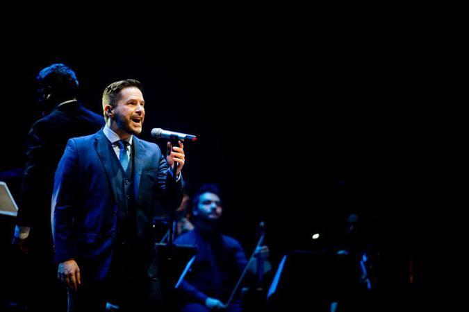 DNA é o segundo trabalho do filho de Elis Regina ao lado de uma orquestra. Foto: Lab344/Divulgação