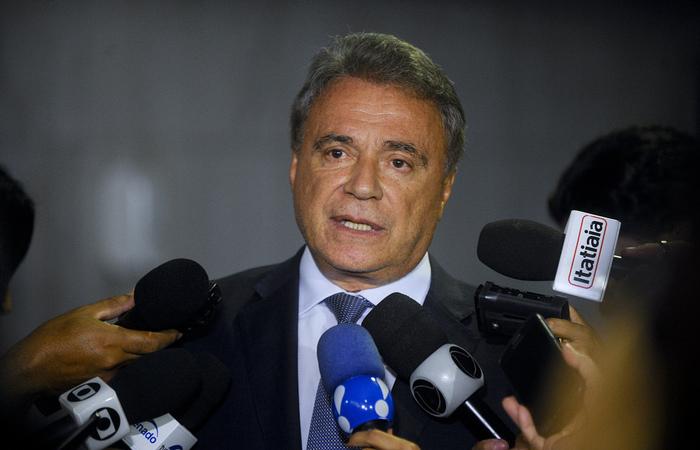 """""""Quem é réu não pode figurar na lista sucessória para assumir eventualmente a Presidência da República"""", disse Dias. Foto: Reprodução / Flickr"""