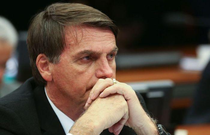 Ainda nesta terça, Bolsonaro será julgado na Primeira Turma do STF por denúncias de crimes de racismo. Foto: Fabio Rodrigues Pozzebom/ Agencia Brasil