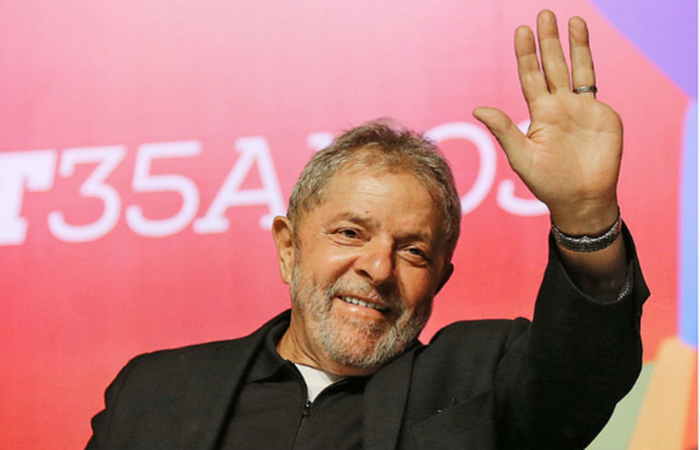 "O pedido ainda alega que o petista foi impedido de ""participar da agenda natural de todos os demais candidatos e partidos"". Foto: Ricardo Stuckert/ Instituto Lula"