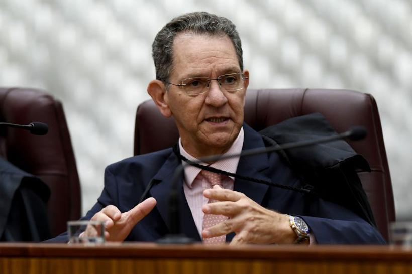 Mineiro de Três Corações, o ministro se tornará o 18º presidente do STJ, no qual ingressou em 2002. Foto: Lucas Pricken/STJ