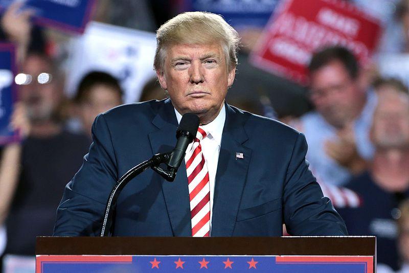 """Os democratas """"vão revirar tudo que fizemos e vão fazer isso rápida e violentamente"""", frisou Trump. Foto: reprodução/internet"""