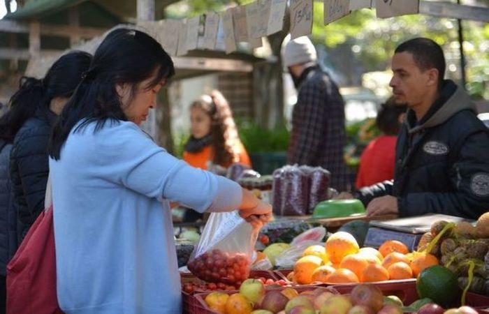 Projeto prevê que a venda direta de produtos orgânicos do produtor ao consumidor poderá ser feita apenas por agricultor familiar de organização de controle social. Foto: Rovena Rosa/Agência Brasil