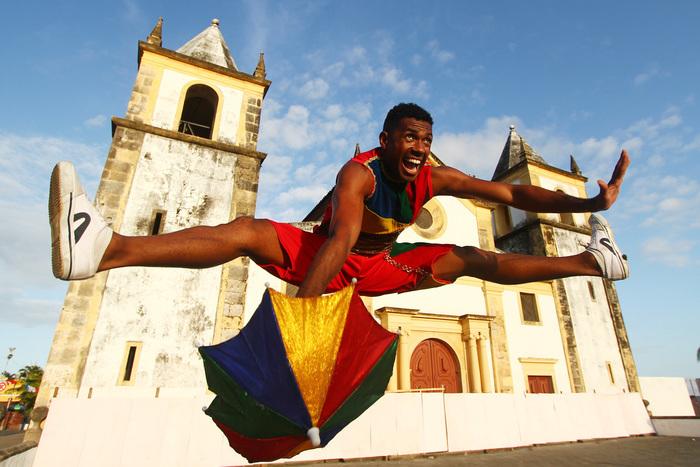 Ensaios de blocos e orquestras antecipam o clima carnavalesco no Recife Antigo e em Olinda. Foto: Peu Ricardo/DP