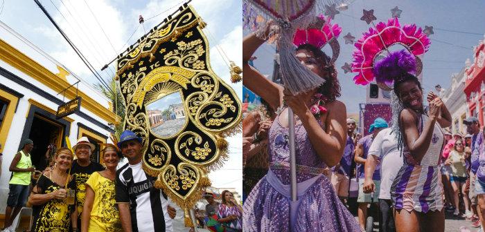 Pitombeira e Sambadeiras iniciaram seus ensaios pré-carnavalescos. Foto: Rafael Martins/DP/Facebook/Reprodução