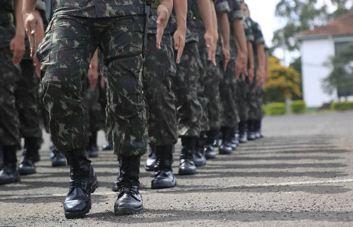 Foto: Exército Brasileiro/Divulgação (Foto: Exército Brasileiro/Divulgação)