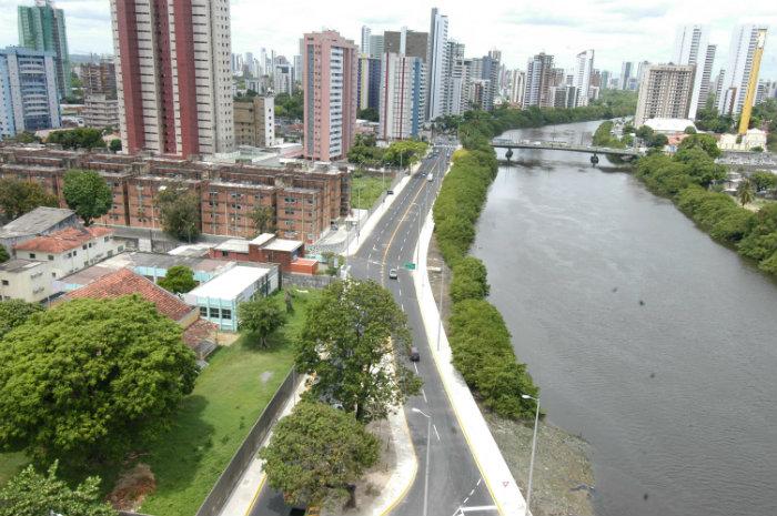Beira Rio pode ser salvação na revisão das ilhas que passam na Real da Torre. Foto: Alcione Ferreira/DP