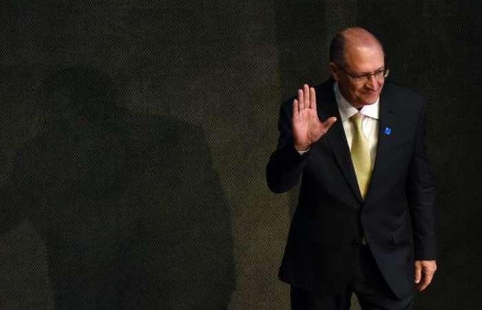 Após ter governado São Paulo por quatro mandatos, Alckmin tem 16% das intenções de voto no Estado (foto: Ed Alves/CB/D.A Press)