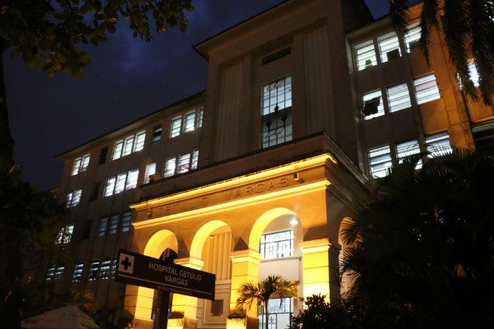 Hospital Getúlio Vargas é referência na área de ortopedia há mais de 10 anos. Foto: Gabriel Melo/Esp.DP