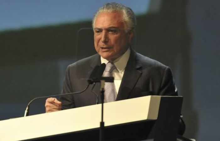 Temer esteve nesta quinta-feira (30) no Rio para acompanhamento da intervenção federal na Segurança Pública do Estado. Foto: Valter Campanato/Agência Brasil