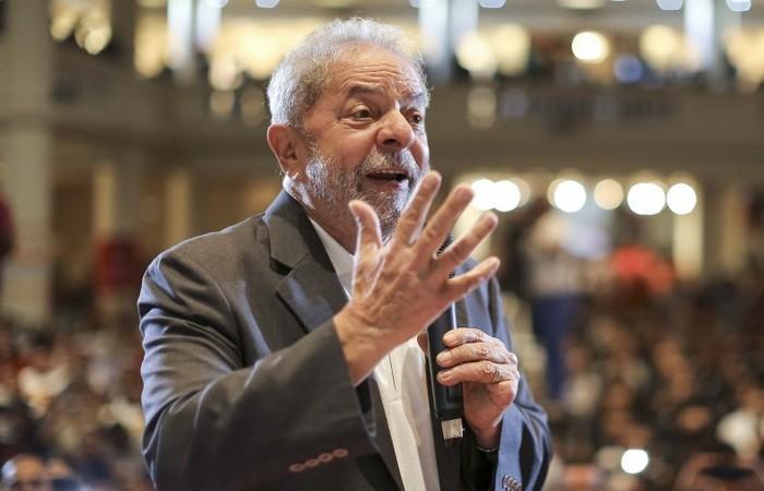 O horário eleitoral começa nesta sexta-feira (31). Foto: Ricardo Stuckert/ Instituto Lula