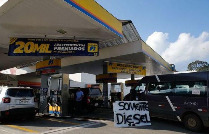 Novos preços para o óleo diesel devem impactar o consumidor nas bombas. Foto: Fernando Frazão/Agência Brasil