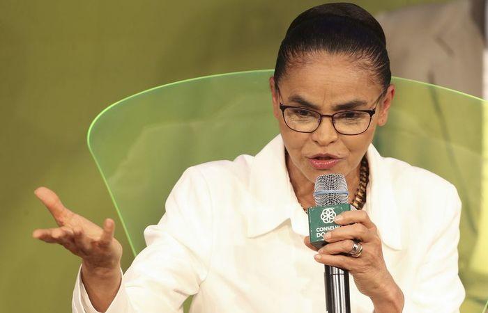Marina falou ao chegar para uma apresentação a empresários na Federação das Indústrias do Rio (Firjan). Valter Campanato/ Agência Brasil