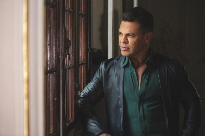 Eduardo Costa criticou a roupa com que a namorada foi à academia. Foto: Ricardo Romero/Divulgação