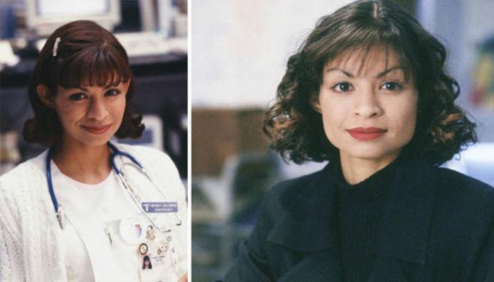 """A atriz participou de 27 episódios da série """"ER"""" como a enfermeira Wendy Goldman. Foto: Reprodução/NBC"""