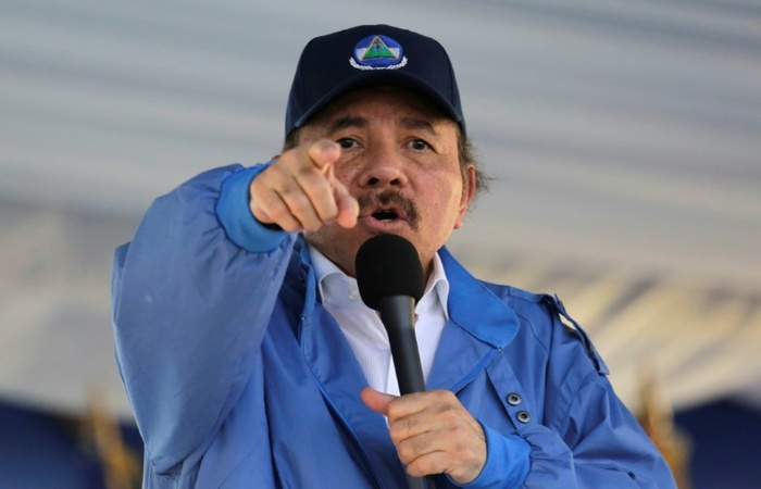 Foto: AFP (O presidente da Nicarágua, Daniel Ortega. Foto: AFP)