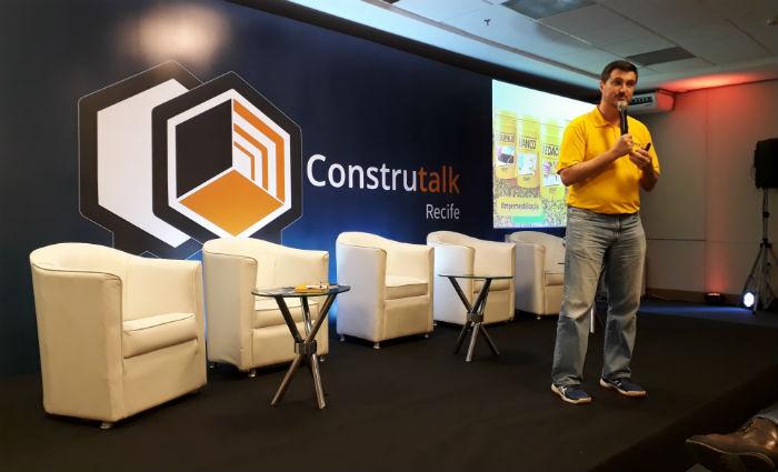 Luis Fernando Guggenberger acredita no potencial de Pernambuco como um celeiro para a inovação. Foto: Vedacit/Divulgação