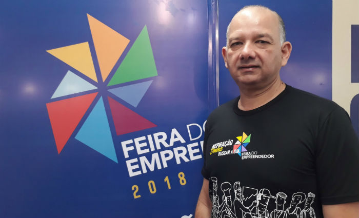 Para Alexandre Alves, ferramentas digitais servem como importante canal de relacionamento com os clientes. Foto: Sebrae/Divulgação