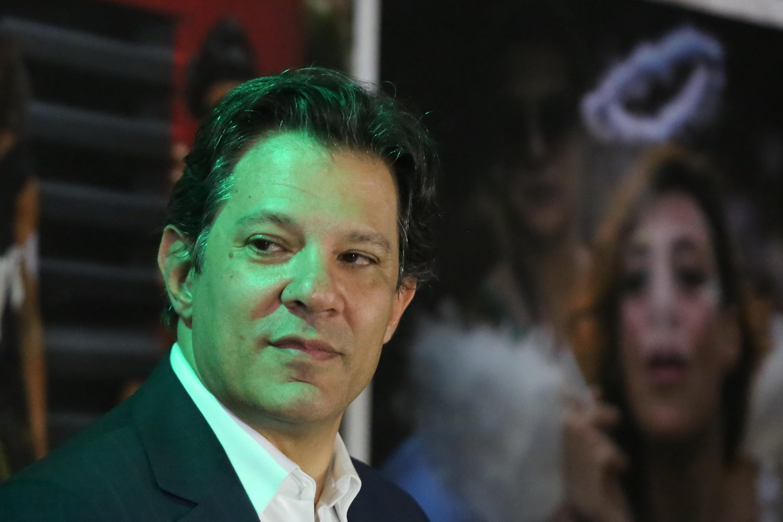 Tribunal Superior Eleitoral decidiu liberar horário eleitoral do PT com Fernando Haddad; autorização veda aparição do ex-presidente Lula (PT) como candidato. Foto: Fábio Vieira/FotoRua  (Fábio Vieira/FotoRua )