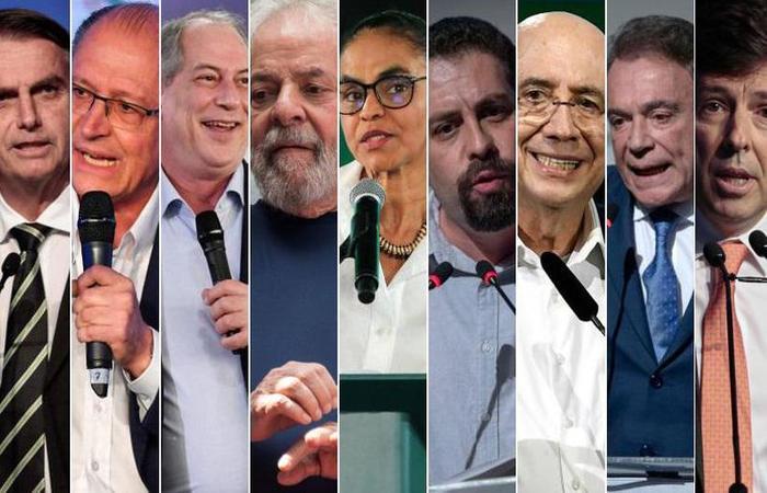 Foto: EVARISTO SA, NELSON ALMEIDA, SERGIO LIMA, MAURO PIMENTEL, MIGUEL SCHINCARIOL / AFP