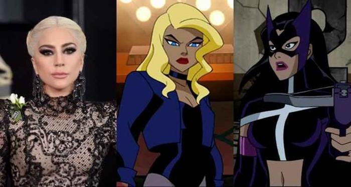 Lady Gaga teria oferta para interpretar ou a Canário Negro ou a Caçadora no cinema. Foto: Reprodução/Internet