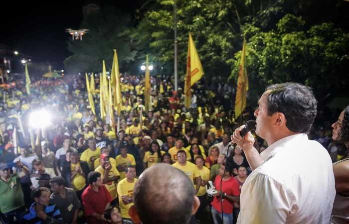 Foto: Andrea Rêgo Barros/PSB/Divulgação