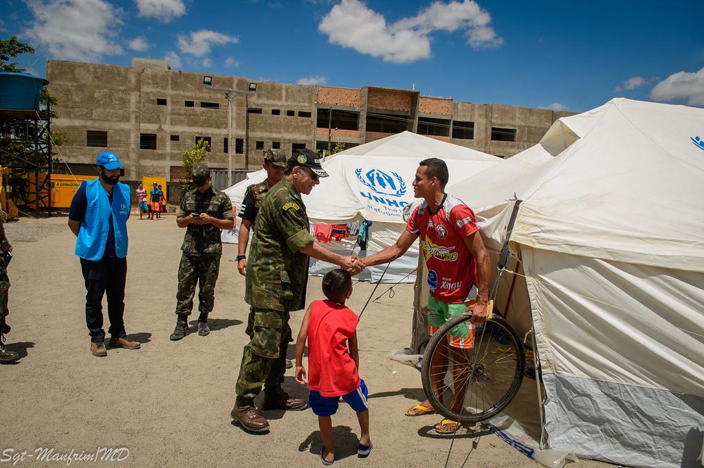 A migração de venezuelanos é uma das maiores da história da América Latina. Foto: reprodução/Flickr