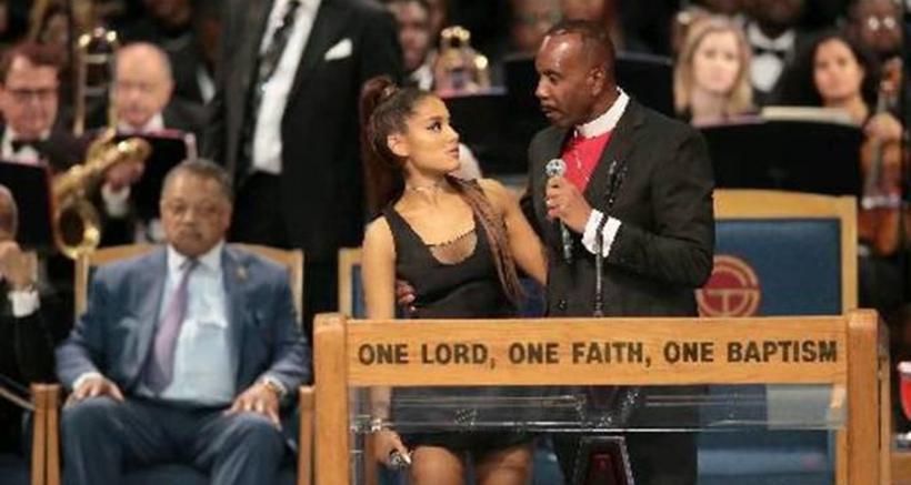 """Pastor diz que talvez tenha sido """"amigável demais"""". Foto: AFP / GETTY IMAGES NORTH AMERICA / SCOTT OLSON"""