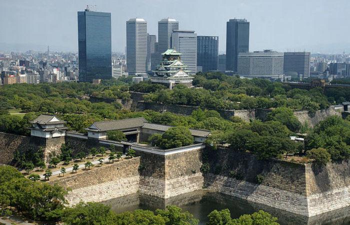 As lojas de departamentos na região de Osaka, no oeste do Japão, não abrirão nesta terça-feira. Foto: Reprodução/Internet