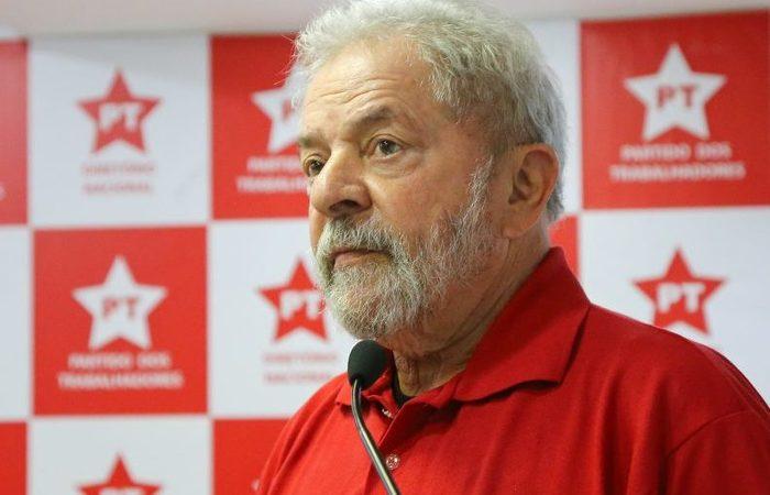 Lula está preso na Superintendência da Polícia Federal, em Curitiba, desde 7 de abril. Foto: Ricardo Stuckert / Instituto Lula