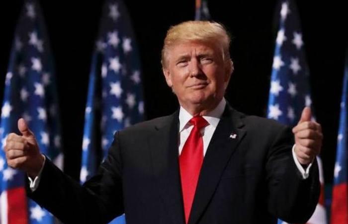 """""""Tenho confiança na liderança do Presidente Macri"""", disse Trump. Foto: Washington Post/ Reprodução"""