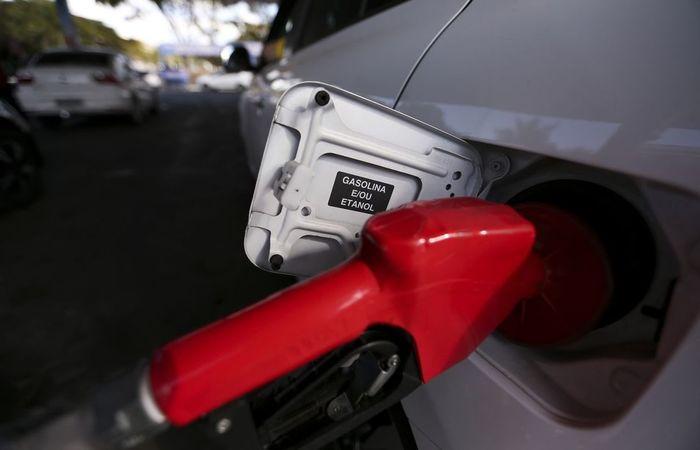 A MP 838 reduz em R$ 0,30 o preço do diesel nas bombas dos postos, a um custo de R$ 9,5 bilhões ao Tesouro Nacional até o fim deste ano. Foto: Marcelo Camargo/ Agência Brasil