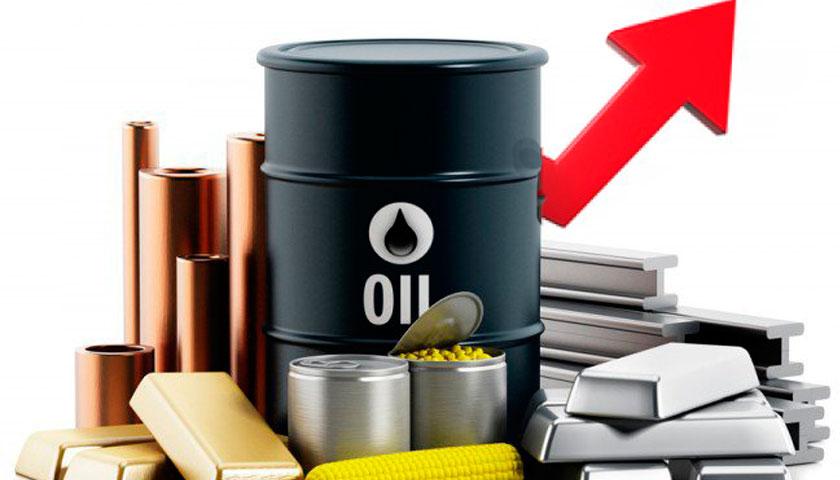 Commodities são produtos primários com cotação internacional. Foto: Reprodução / Internet
