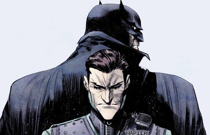 Série, já encerrada nos EUA, será publicada em oito edições no Brasil. Imagem: DC Comics/Divulgação