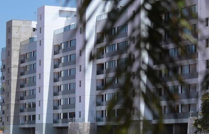 O preço dos imóveis residenciais tem variado abaixo da inflação há mais de três anos e meio. Foto: Luis Nova/Esp. CB/D.A Press
