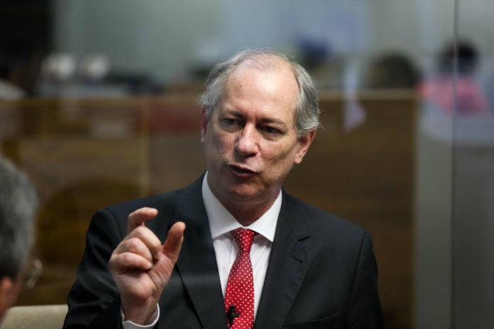 Ciro escolheu o Agreste para fazer campanha no estado. Foto: PSB/ORG - Brasilia