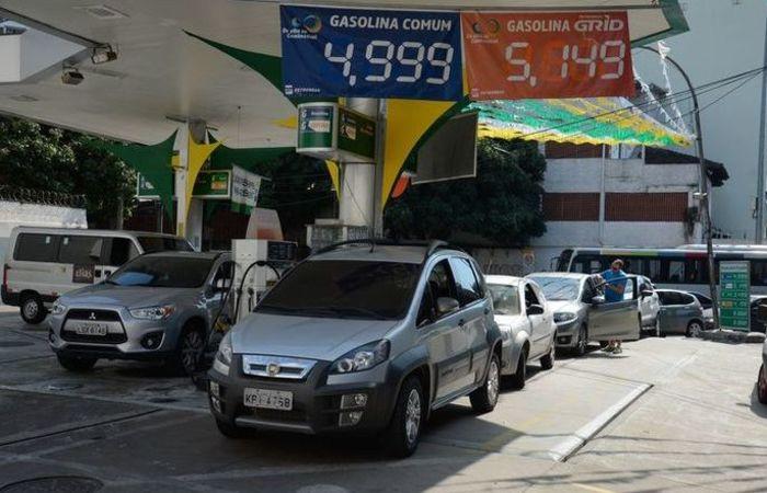 Um mecanismo financeiro que permitirá manter o preço da gasolina estável por até 15 dias. Foto: Tomaz Silva/Agência Brasil